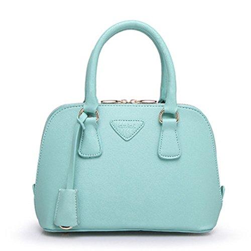 HOBOP JHB700036C3 New Style PU Leather Korean Style Women's Handbag,Shell Type Shell Bag