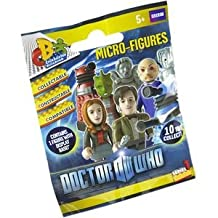 Doctor Who Character Building Micro Figure Series 1 (1 sealed package, like LEGO-compatible Minifigures)