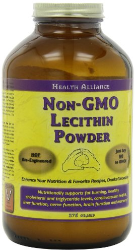 Healthforce лецитин порошок, без ГМО, 375-грамм