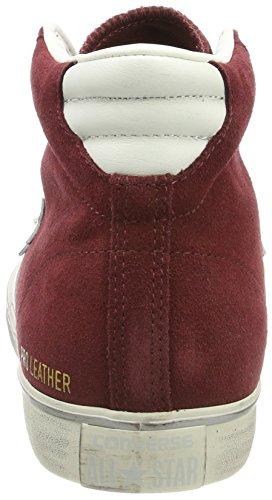 Pro Sneaker Converse S Vulc a truffle white Rosso C Alto Collo Distressed Turtledove Uomo pgwdwtq