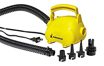 Best Cheap Deal for AIRHEAD Air Pump for Inflatables from Kwik Tek - Free 2 Day Shipping Available