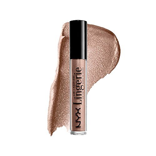 NYX Professional Makeup Lid Lingerie, LILD08 New Romance, 0.