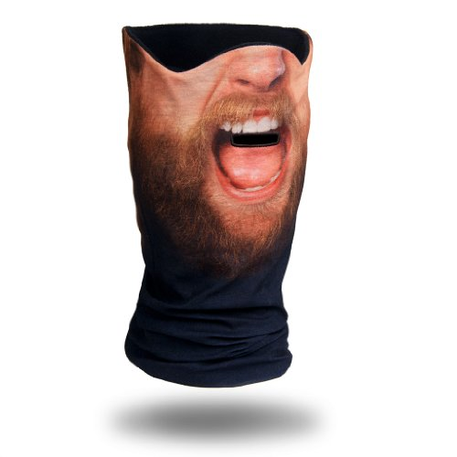 Beardo Ski Mask HD - Gary