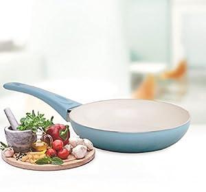 Uniware Super Quality Ceramic Non-stick Frying Pan, Unique Gradient Color