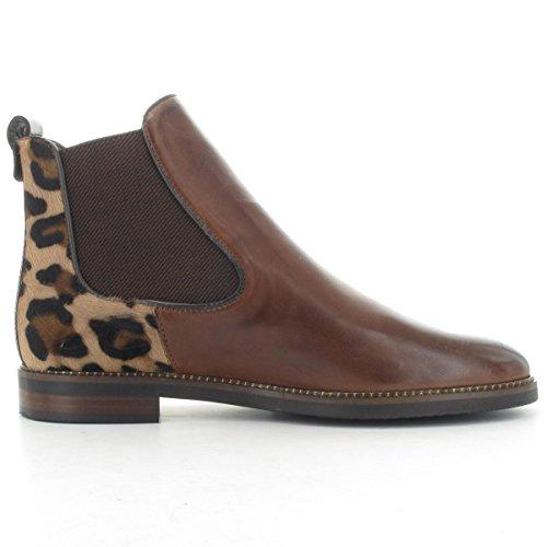 172565 27406 Maripé Basses Cognac Femme Sneakers HSxq7w