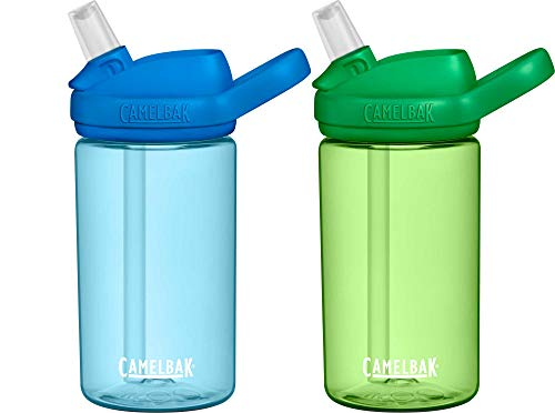 20% off BPA-free water bottle with straw
