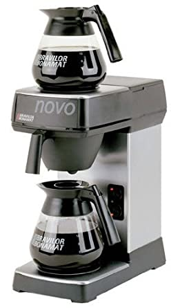 Máquina de café F454 de Novo con rellenado manual de agua: Amazon.es: Industria, empresas y ciencia