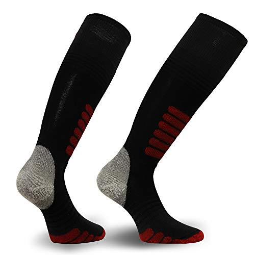 Eurosocks Supreme Ski Socks, Large, ()