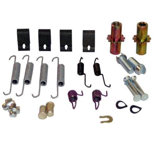 (Beck Arnley 084-1677 Emergency Brake Shoe Hardware)