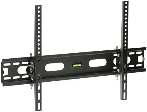 Soporte de pared para poner el televisor de MasterPart, para televisores LCD, LED, 3D, de plasma, curvados y de pantalla plana 22