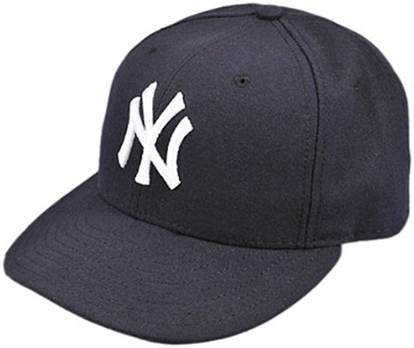 041f4e01353c8 New Era 59Fifty New York Yankees 2017 Authentic Youth Collection On Field  Game Cap Size 6. Back. Double-tap to zoom
