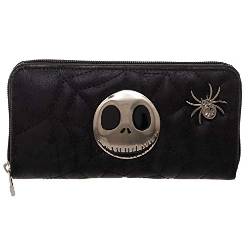 The Nightmare Before Christmas Accessories (Jack Skellington Wallet Nightmare Before Christmas Gift Nightmare Before Christmas Accessory - Nightmare Before Cristmas Wallet Jack Skellington)