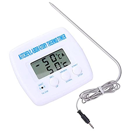 Review Temperature Gauges - Electric
