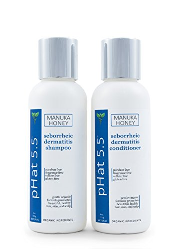 Seborrheic Dermatitis Shampoo Conditioner Set product image