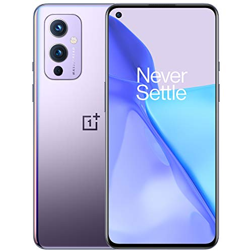 OnePlus 9 5G (Winter Mist, 12GB RAM, 256GB Storage) I INR 4000 off with Coupons