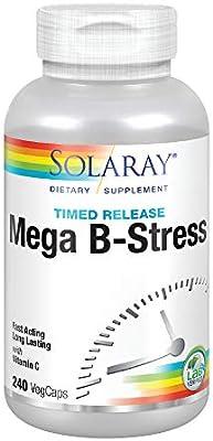 mega b stress