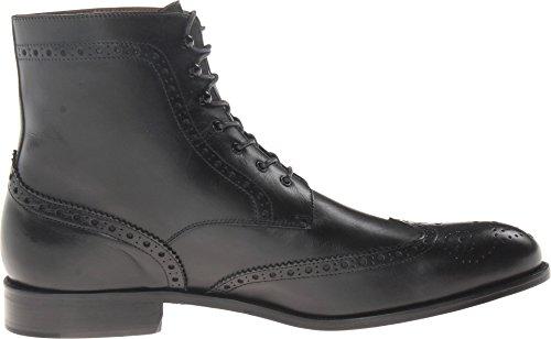 Massimo Nero Opaco 7-eye Boot Boot