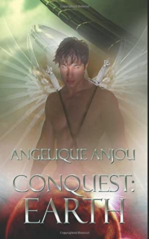 book cover of Conquest: Earth