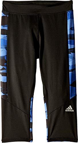 - adidas Kids Girl's Believe Capris Tights (Big Kids) Black Large