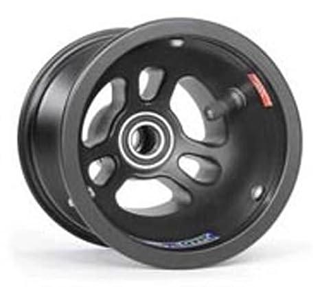 Kart Racing Llantas de magnesio DWT 130 mm eje soporte ventilado Juego de 2: Amazon.es: Coche y moto