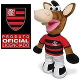 Cavalinho do Flamengo Oficial Cavalinhos do Fantastico 40Cm