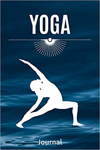 Yoga Journal: Small Yoga Notebook/Journal 6inX9in A5 120 ...