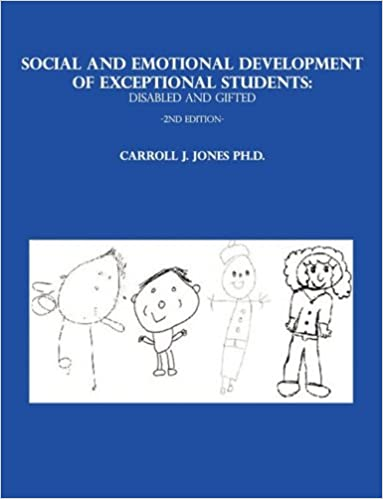 When Is Student Gifted Or Disabled New >> Amazon Com Social And Emotional Development Of Exceptional
