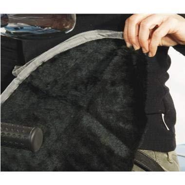 Pantallas móviles y láminas protectoras Motos, accesorios y piezas Cubrepiernas Termoscudo P01 Dieffe Aprilia Scarabeo 150 1999-2005