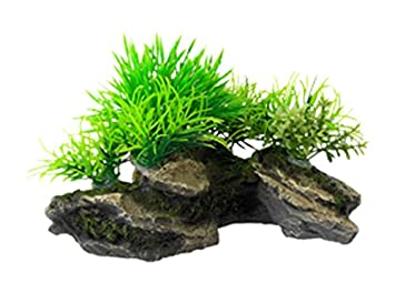 Aqua Della Aquascape Aquarium Decoration 17 X 11 X 10 Cm Combo D