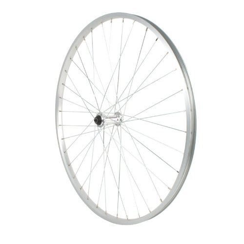 Sta-Tru Quick Release Silver ST735 36H Rim Front Wheel (700 Wheel)