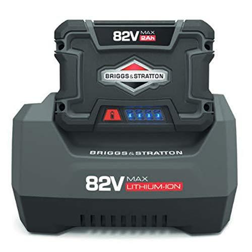 Grin Batería para cortacésped 82 V BM46 Briggs & Stratton: Amazon ...