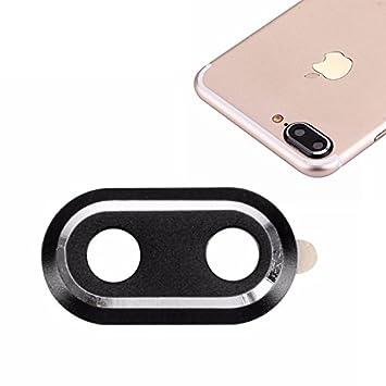 d2927ba46b1 Donkeyphone S22S7P24200 - Protector de Lente para Apple iPhone 7 Plus / 8  Plus, Color Negro: Amazon.es: Electrónica