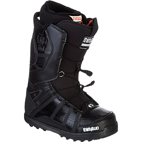 ThirtyTwo Lashed FT Snowboard Boot - Women's Black, 6.5