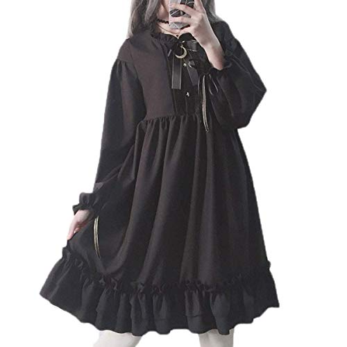 Packitcute Sleeve Japanese Gothic Lolita product image