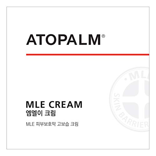 ATOPALM MLE Cream with 48 Hour Long Hydration for All Ages from Babies to Adults with Sensitive Skin, 2.2 Fl Oz, 65ml