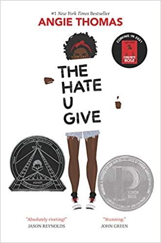 The Hate U Give - Banned Books to Read