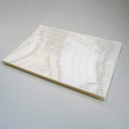 100 Pack A4 Waterproof Inkjet & Laser Printing Transparency Film for Plate  Making Screen Printing Pad Printing Laser Printing Transparency Film for