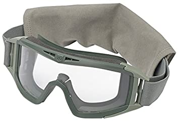Revision Desert Locust Goggle Deluxe Kit Coyote ZK70Y
