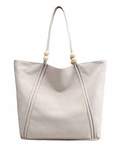 Casual Tsmbh180755 Fashion Aalardom Canvas Handbags Beige Women Totestyle Buyer T8fxafEn