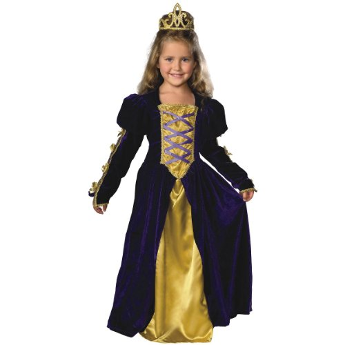 Regal Queen Costume Accessory - Small (Haloween Costume Ideas For Couples)