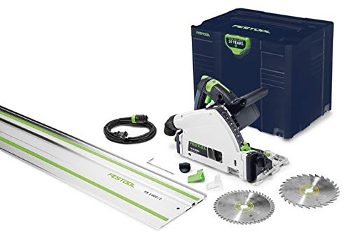 Festool Emerald Edition TS 55 REQ Plunge Cut Circular Saw