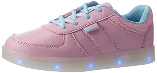 Lico Sneakers Rose Basses Fille Disco rosa ZZxqr1A