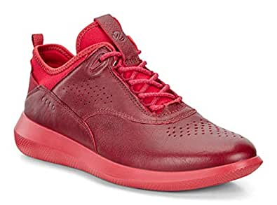 ECCO Women's SCINAPSE Training Shoes, Red (Chili RED), 36 EU