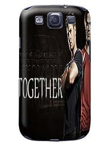 RebeccaMEI Samsung Galaxy S3 Anti-Glare, Anti-Scratch, Anti-Fingerprint - fashionable TPU New Style Screen Protector