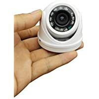 Vanxse® Cctv 960h 1200tvl Hd 1/3 Sony Cmos 12pcs Leds Ir-cut 3.6mm Wide Angle Mini Armour Dome Security Camera Surveillance Camera