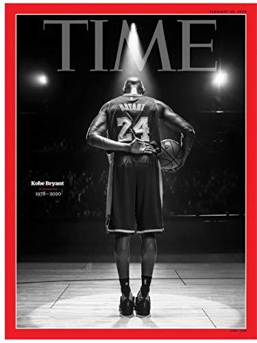 Time Magazine (February 10, 2020) Kobe Bryant Cover