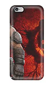Defender Case With Nice Appearance (marcus In Gears Of War 3) For Iphone 6 Plus