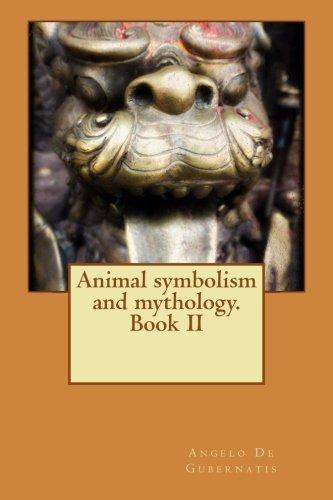 Download Animal symbolism and mythology. Book II pdf