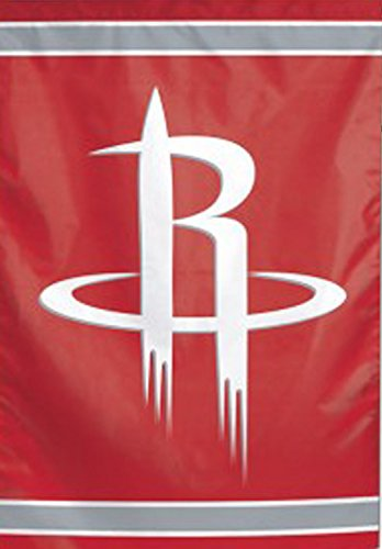 WinCraft NBA Houston Rockets Garden Flag 12.5 x 18 inches do