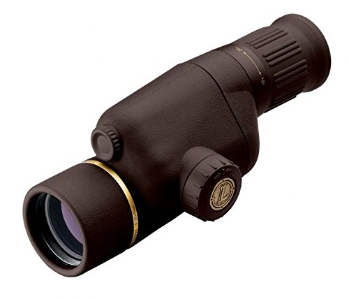 Leupold Gold Ring 10-20x40mm Compact Spotting Scope, Shadow Gray